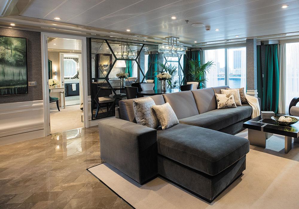 Grand Suite SS Seven Seas Splendor - Icon