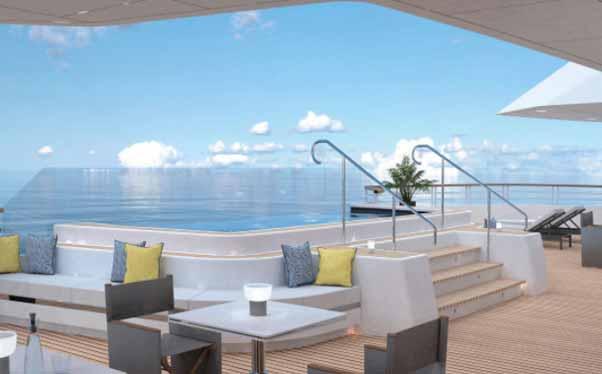 Evrima - Ritz-Carlton Yacht - Detailbild 1