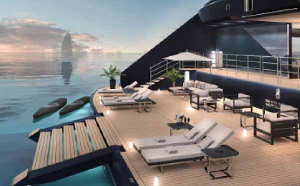 Evrima  - Ritz-Carlton Yacht - Detailbild 2