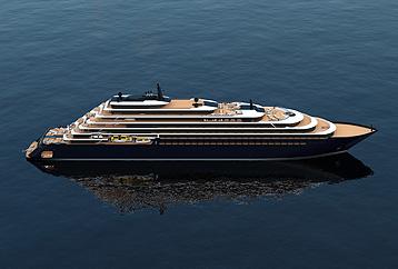 Evrima - Kreuzfahrtschiff