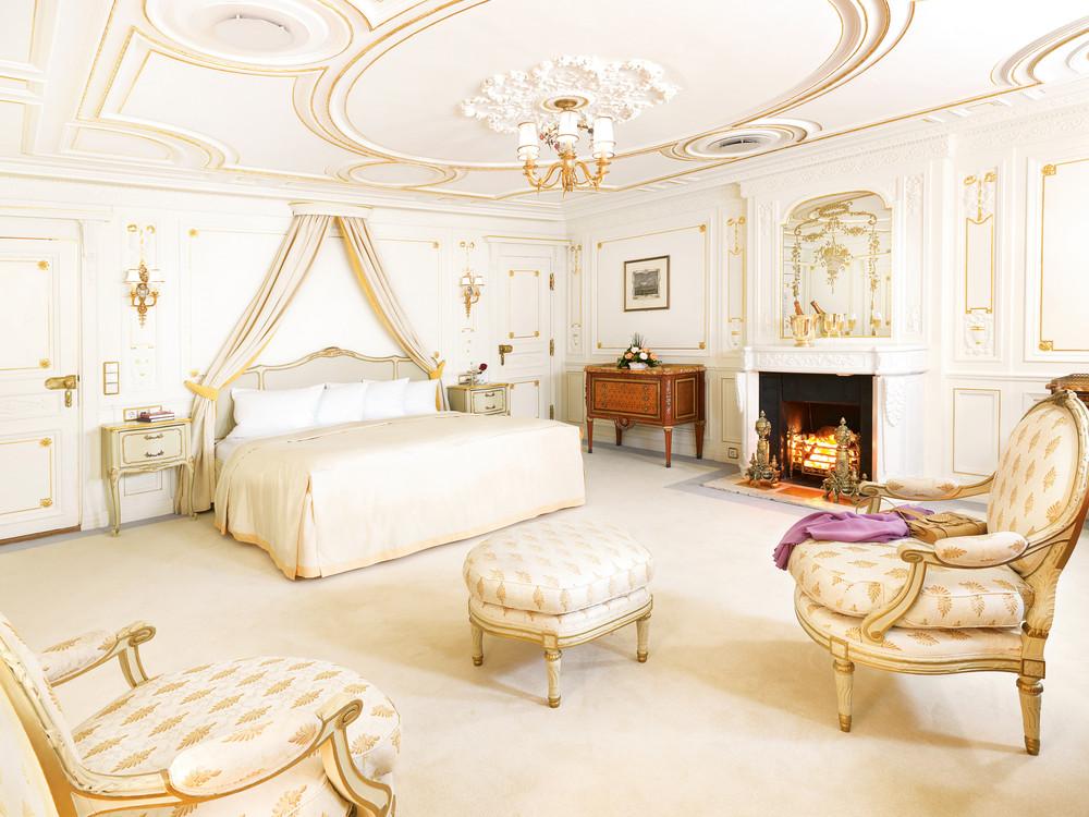 Luxus Suite - Eignerkabine Nr. 1 A Sea Cloud - Icon