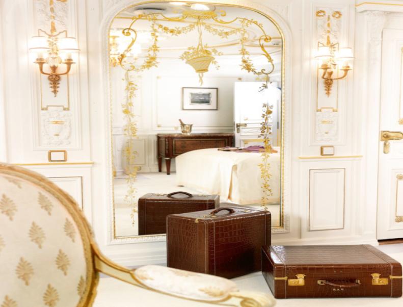 Luxus Suite - Eignerkabine Nr. 1 A - Sea Cloud - Bild 4 - Thumb