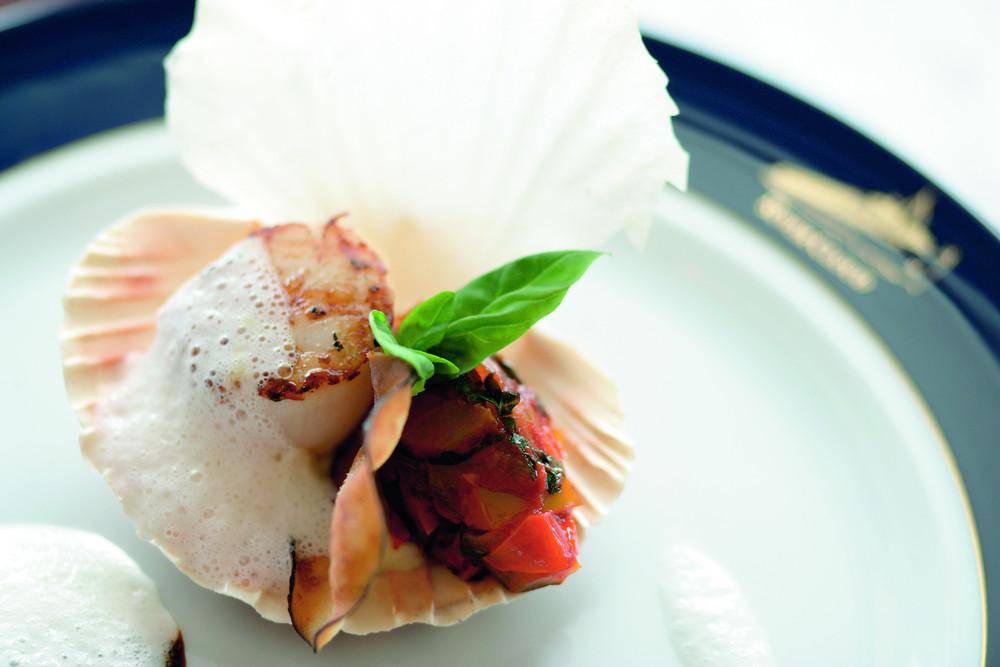 Restaurant - Sea Cloud Spirit - Bild4 - Thumb