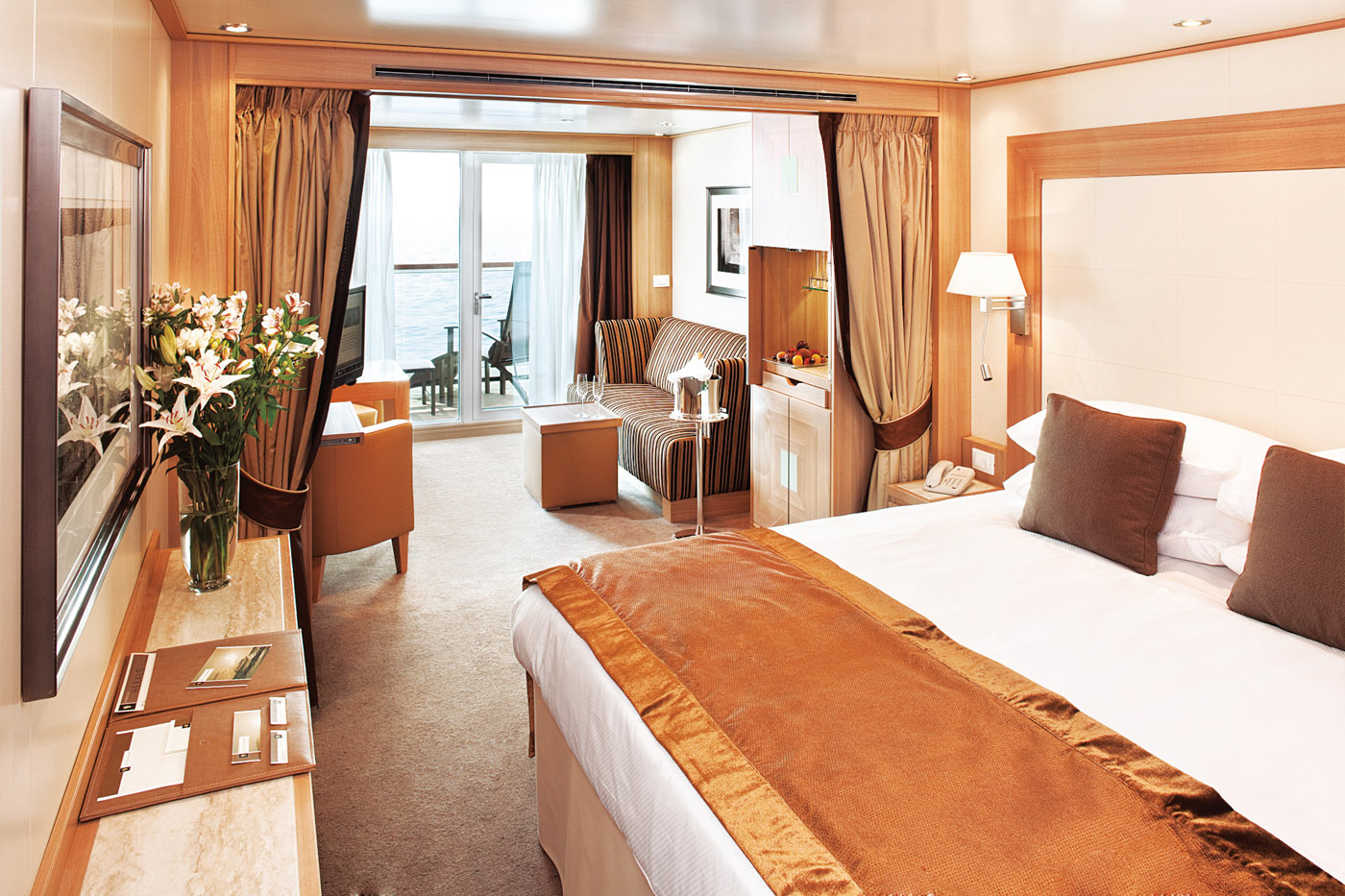 Veranda Suite GR WG und V Seabourn Quest - Icon