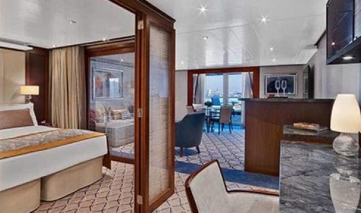 Penthouse Suite PH - Seabourn Encore - Bild 3 - Thumb