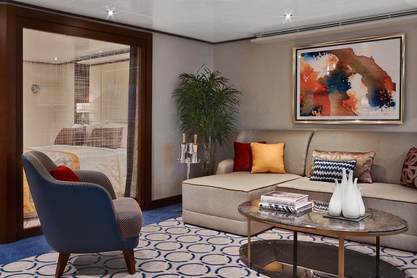 Penthouse Suite PH - Seabourn Encore - Bild 2 - Thumb
