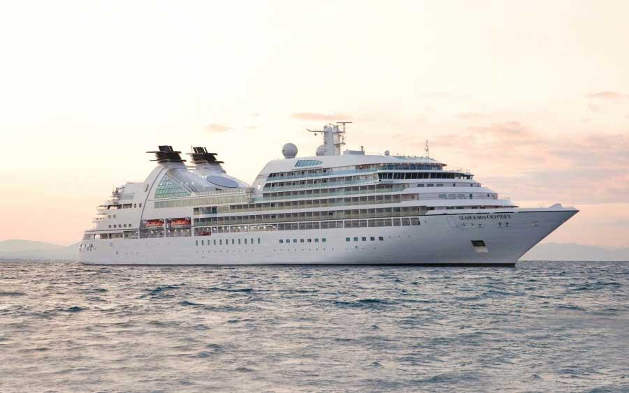 Seabourn Odyssey - Seabourn Kreuzfahrten