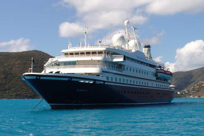 Sea Dream I - Kreuzfahrtschiff