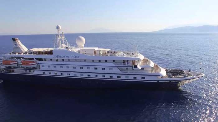 Sea Dream II - Kreuzfahrtschiff