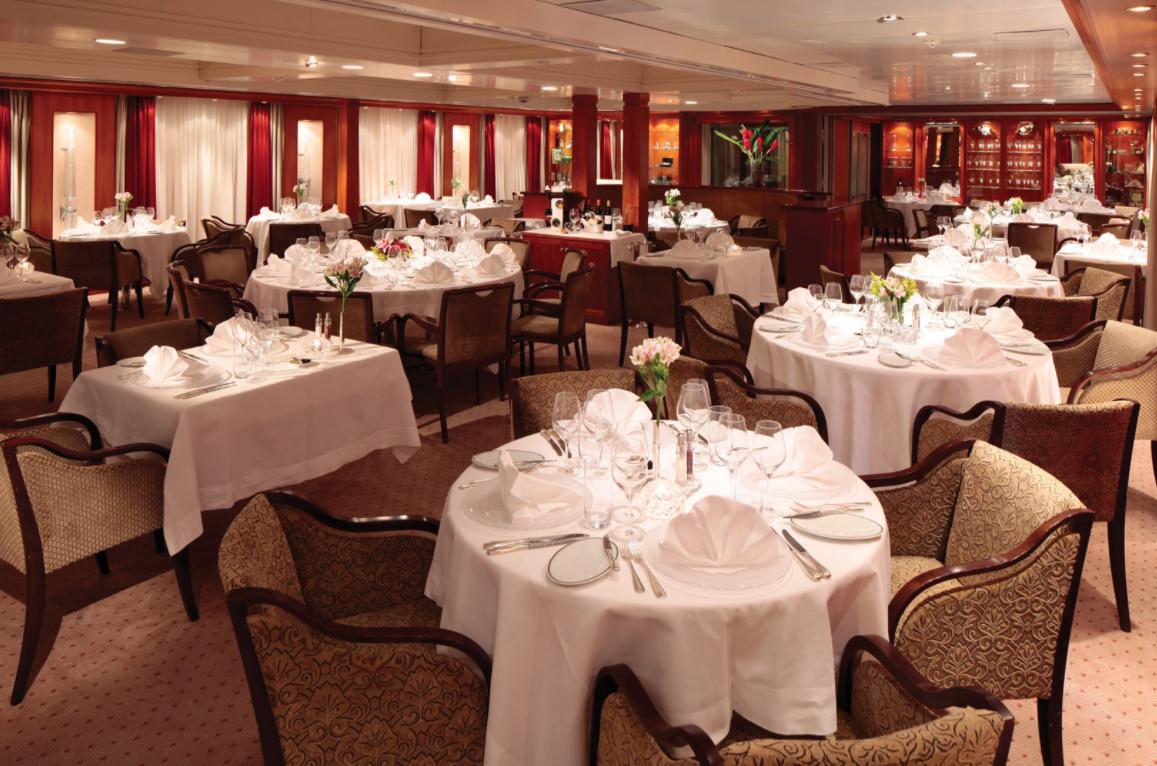 Dining Restaurant - Sea Dream I