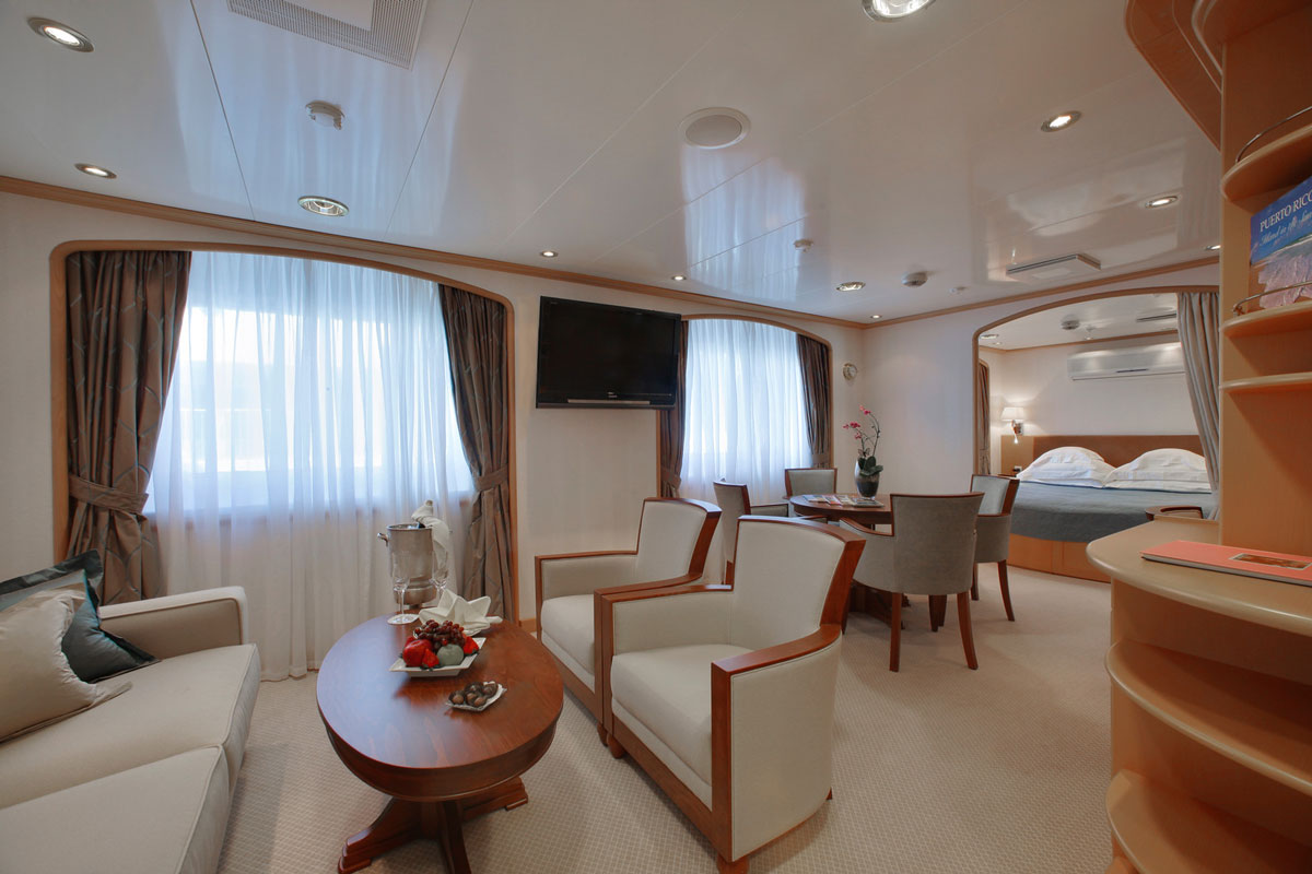 Admiral Suite HP - Sea Dream I - Bild 2 - Thumb
