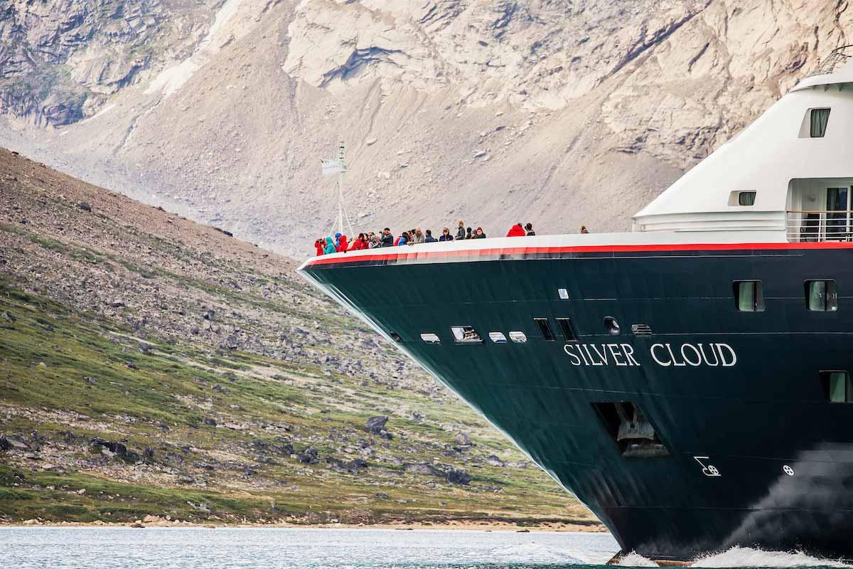 Silver Cloud - Silversea Cruises - Detailbild 1