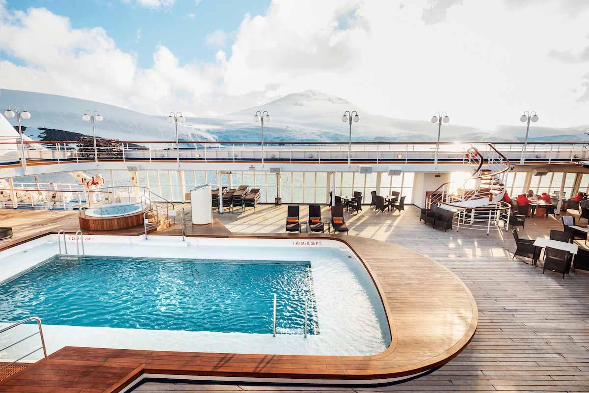 Silver Cloud  - Silversea Cruises - Detailbild 2