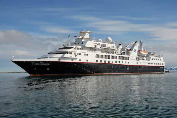Silver Explorer - Silversea Cruises - Detailbild 1