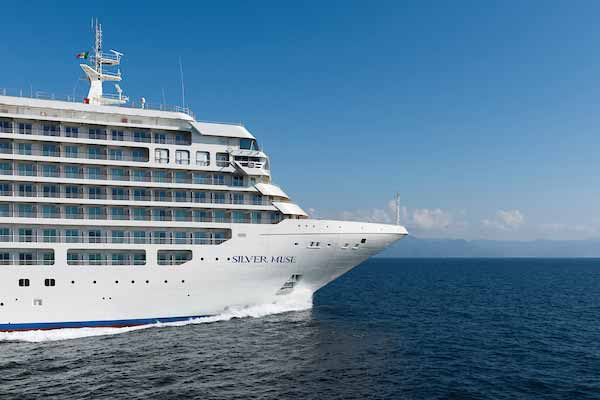 Silver Muse - Silversea Cruises - Detailbild 1
