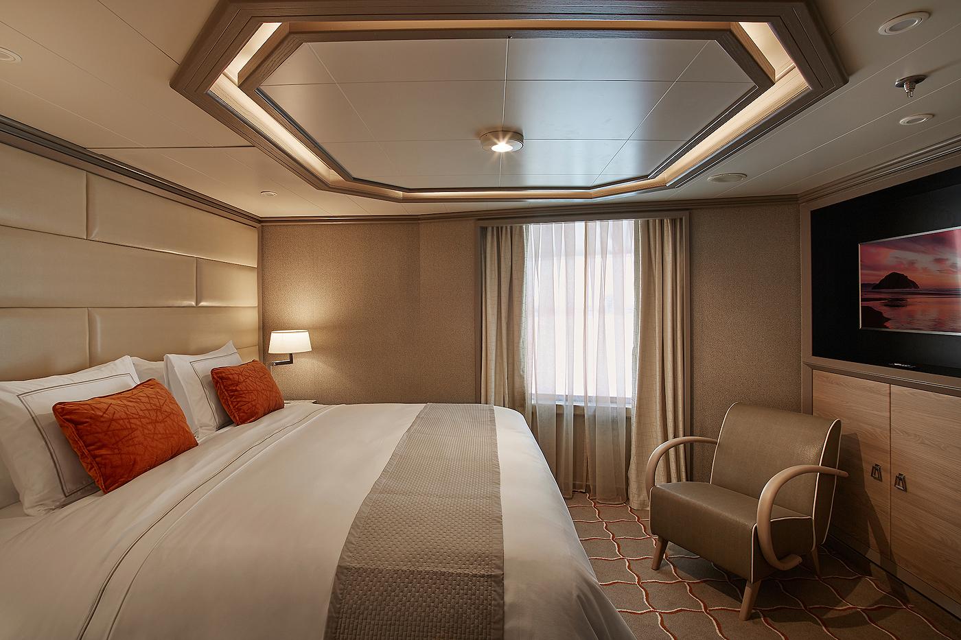 Grand Suite G1 / G2 2 Schlafzimmer - Silver Dawn - Bild 2 - Thumb