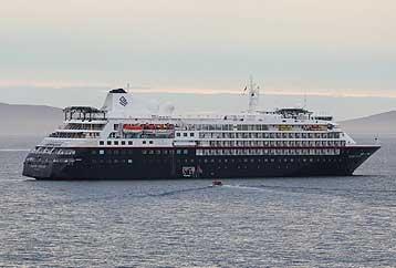 Silver Cloud - Kreuzfahrtschiff