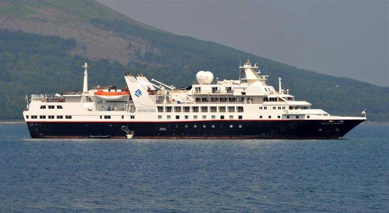 Silver Explorer - Expeditionsschiff