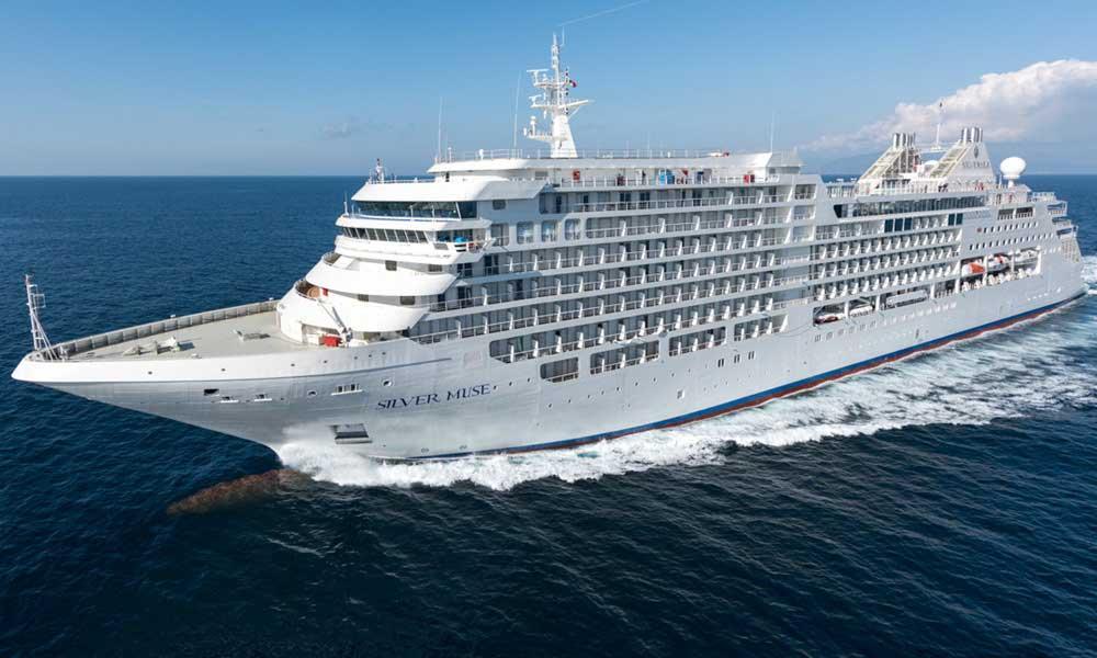 Silver Muse - Kreuzfahrtschiff
