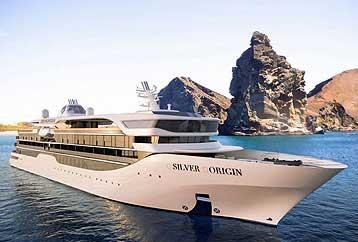 Silver Origin - Kreuzfahrtschiff
