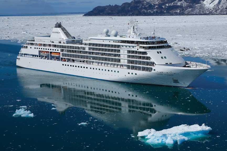 Silver Shadow - Kreuzfahrtschiff