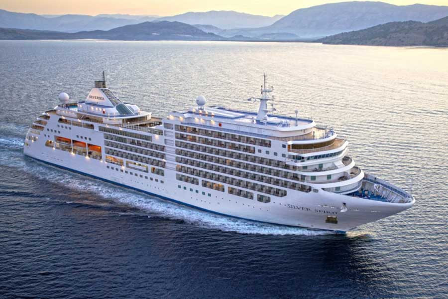 Silver Spirit - Kreuzfahrtschiff