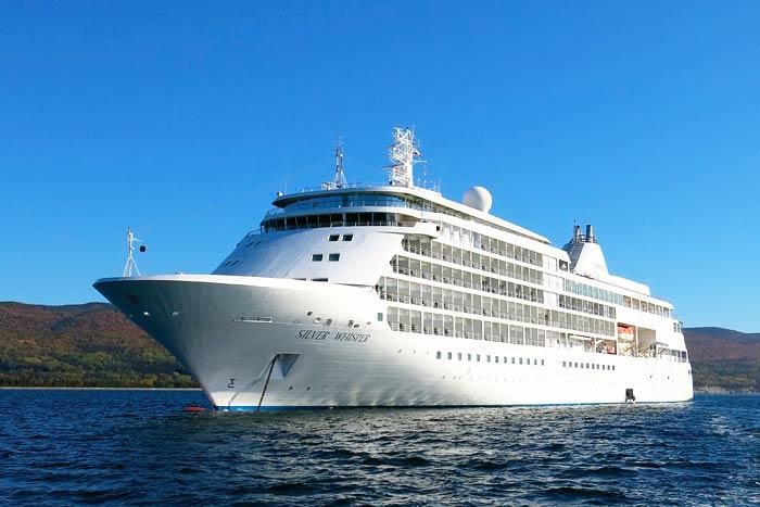 Silver Whisper - Kreuzfahrtschiff