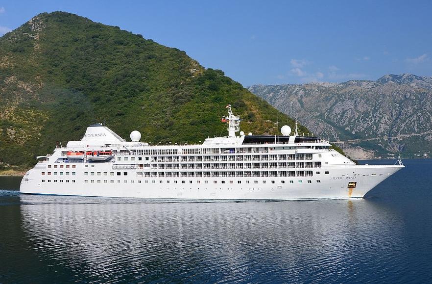 Silver Wind - Kreuzfahrtschiff