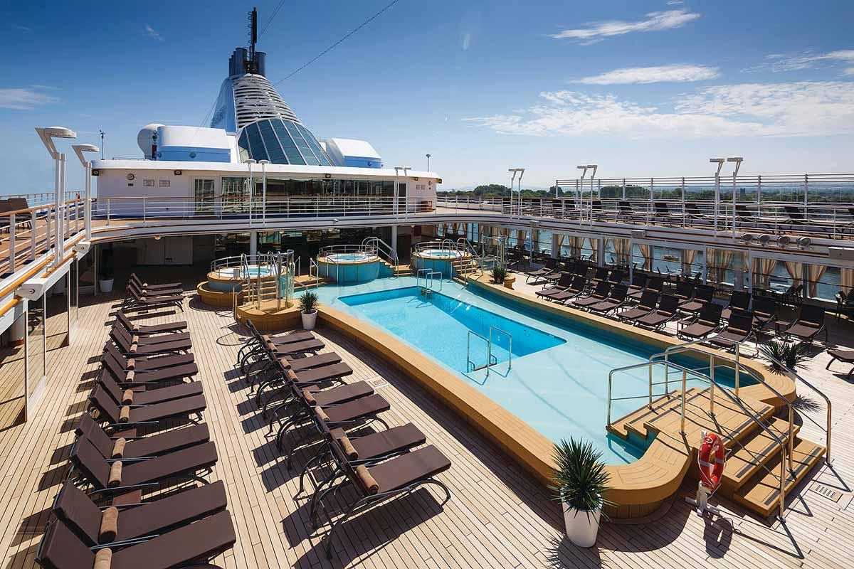Silver Spirit  - Silversea Cruises - Detailbild 2