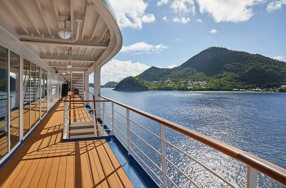 Silver Whisper - Silversea Cruises - Detailbild 1