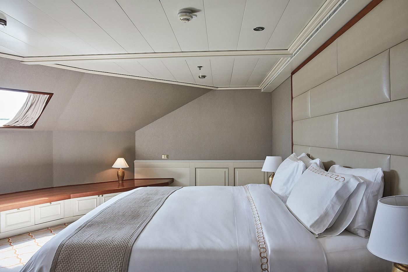 Grand Suite G1 / G2 2 Schlafzimmer - Silver Whisper - Bild 2 - Thumb