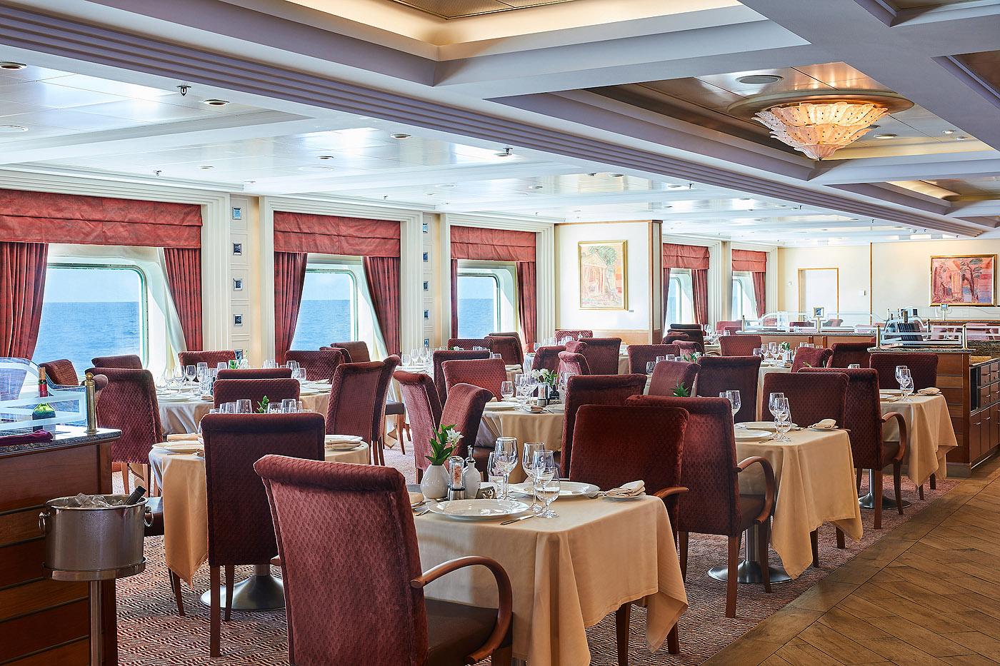 The Restaurant - Silver Whisper