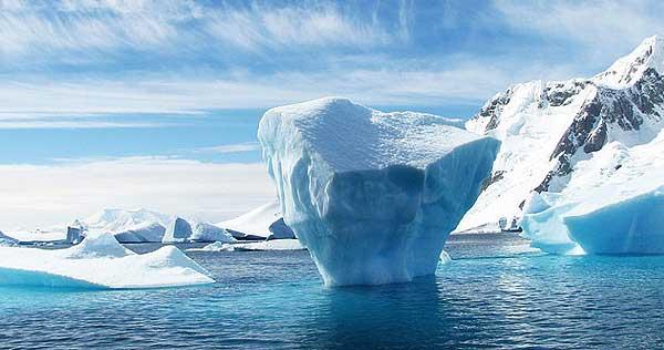 Nordpol / Südpol