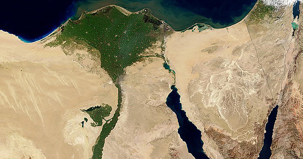 Suezkanal - Bild 2